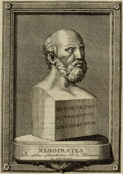 Greek Philosopher: Xenocrates