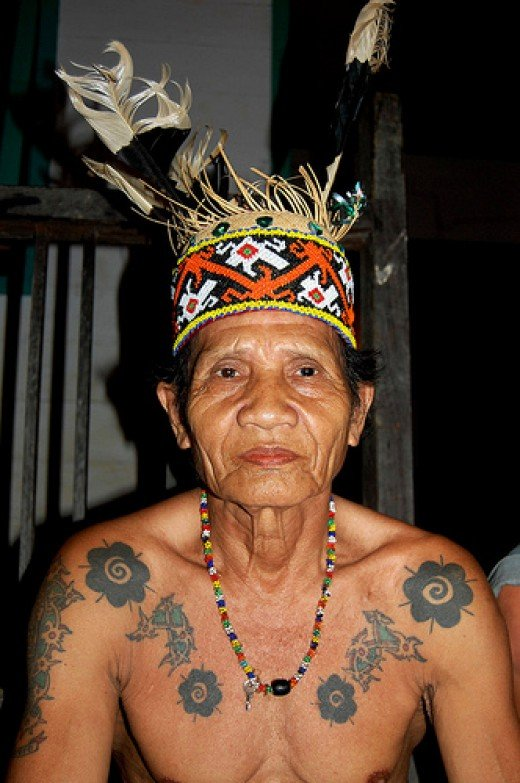 filipino tribal tattoos
