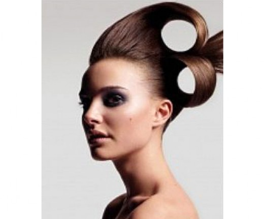 Use ultimate hold hair styling gel for a wild and crazy 'do!