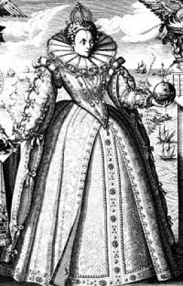 The ever famous and notorious Elizabeth I