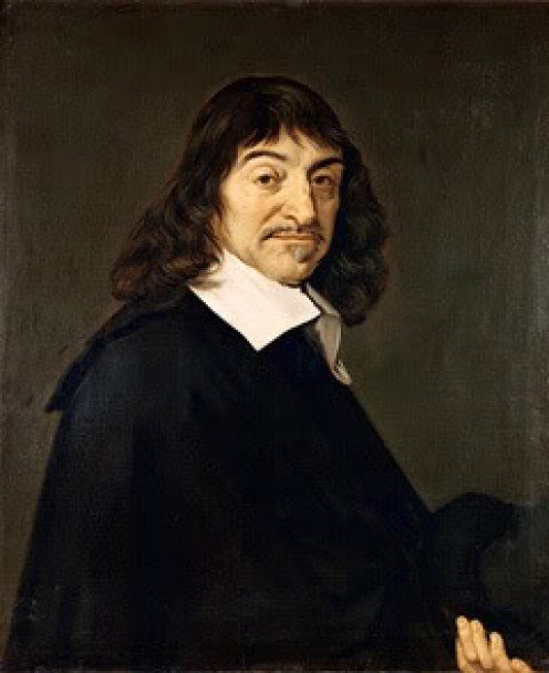 French Philosopher Rene Descartes I Think Therefore I Am