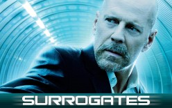 Surrogates: How did they make Bruce Willis look so young in the movie?