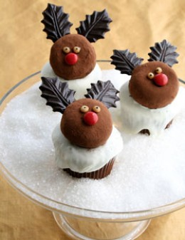 These were made using Truffles and Chocolates for the Antlers Photo: Daily News