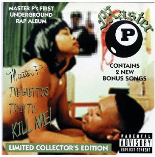 Master P - Ghetto's Trying To Kill Me