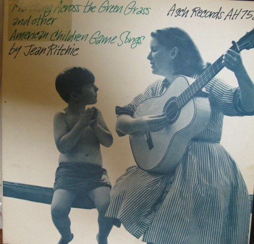 Jean entertained children with her songs when she was a social worker.