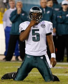 Limbaugh Is Under Fire For Statements He Made About Donovan McNabb
