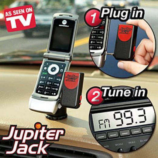 Jupiter Jack Hands Free