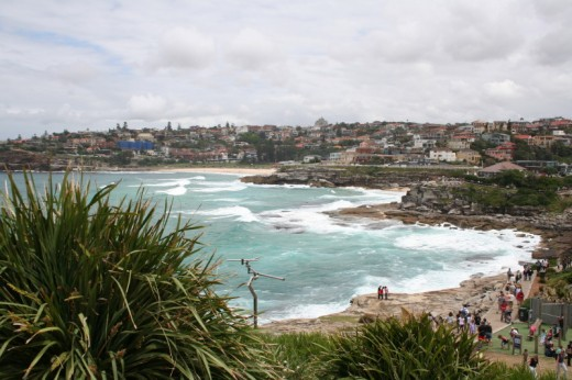 From Sydney's famous Bondi Beach along the coast to other great beaches.