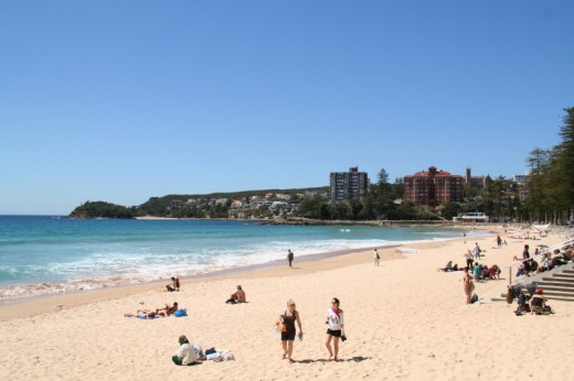 Manly - one of Sydney's best beaches