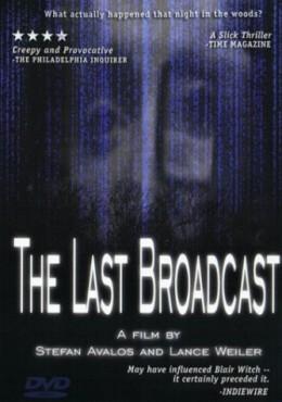 Last Broadcast Movie Poster