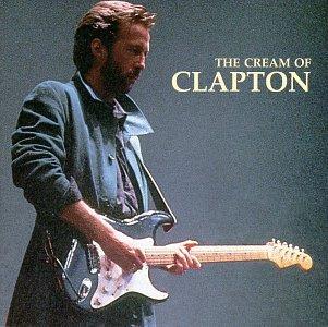 Eric Clapton doing his stuff.