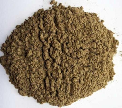 Wormwood Powder.