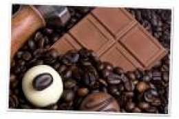 Coffee and chocolate - great together and great to keep gout under control