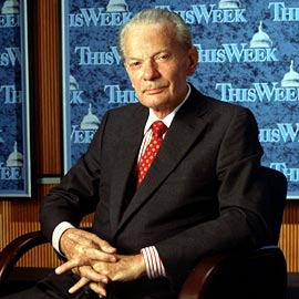 David Brinkley, 1920-2003