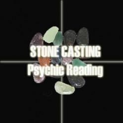 Psychic Reading Stone Casting