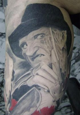 Freddy Done By Pepeu From Rio De Janeiro; Brazil