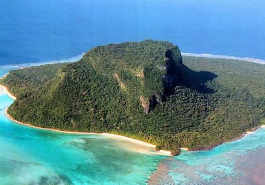Vatuvara Island