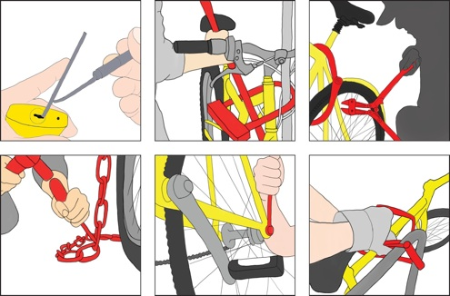 Ways to break locks image copyright ciristowell.com.