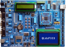 Pic based development board