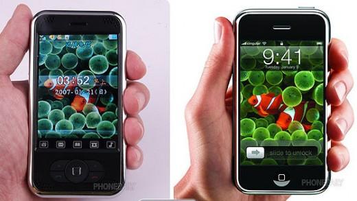 iPhone clone