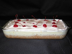 Tres Leche (Three Milk Cake)