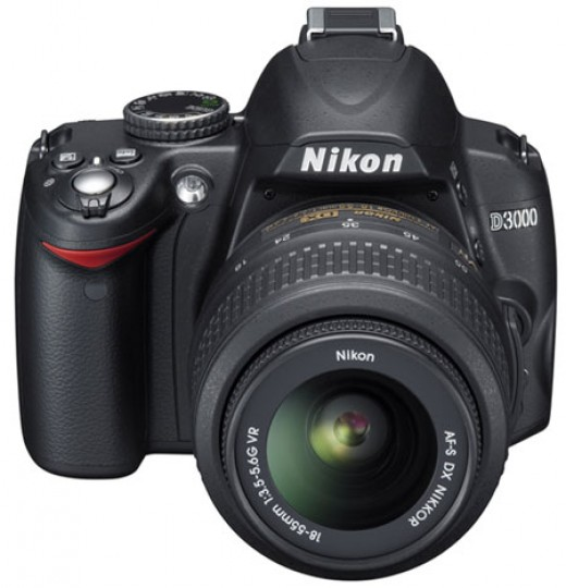 Nikon D3000: Camera of the Masses