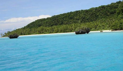 Varuvara Island - Lagoon