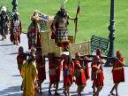 Inti Raymi in Peru