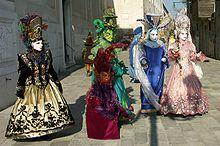 Grand Carnival Of Venice