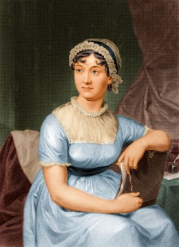 jane austen  in pride and