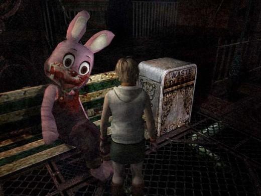 Silent Hill 3 Amusement Park