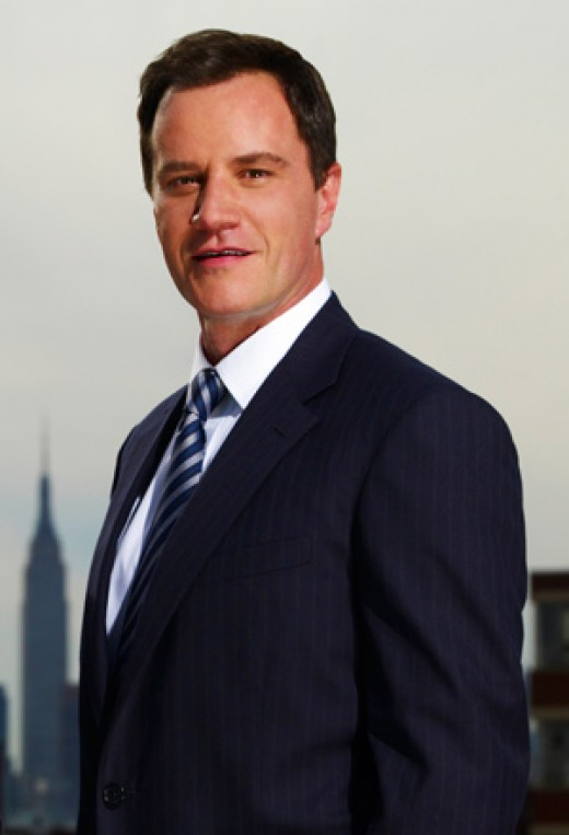 FBI agent Peter Burke is the over worked stressed White Collar worker who takes custody of Neil.