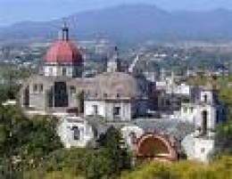 Cuernavaca.  Loved for its climate by Mexicans and foreigners alike.    photo oswega.edu