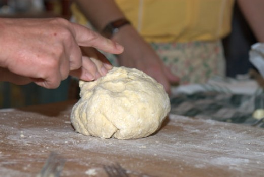Thats a smooth ball of dough
