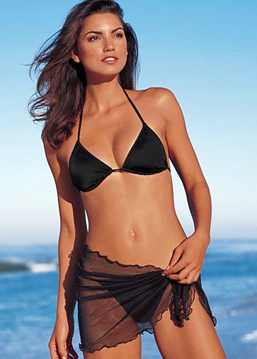 Your basic bikini swimwear style.