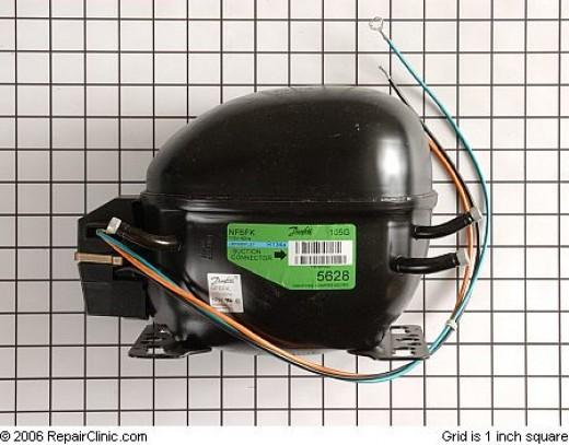 refrigerator compressor compressor for kenmore refrigerator. Black Bedroom Furniture Sets. Home Design Ideas