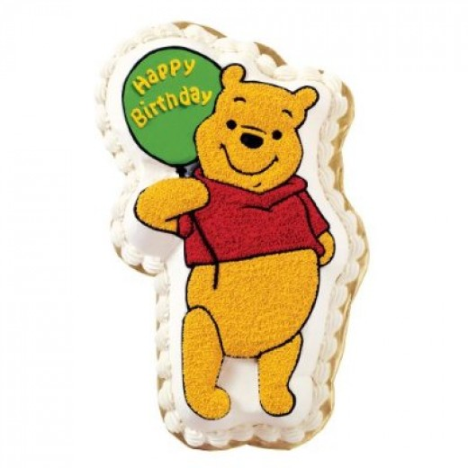Winne the pooh pan is adorable.