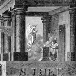 Background on the Gospel of St. Luke