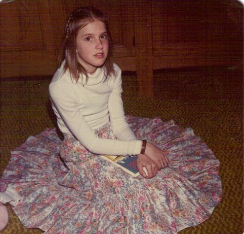 Cheri in 1978!