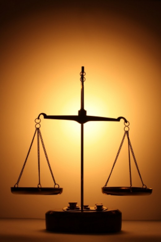 Tip the scales of justice in your favor; hire a criminal attorney!