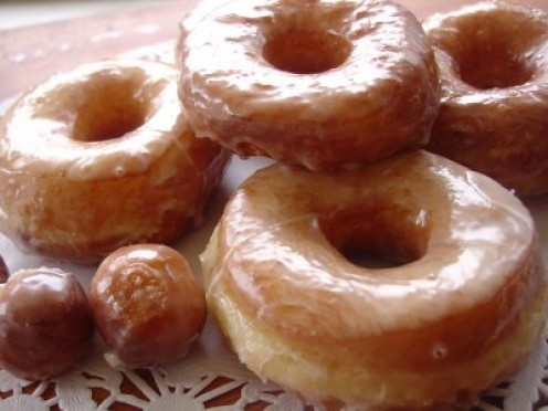 Fancy a donut with your coffee or donut-flavored coffee?