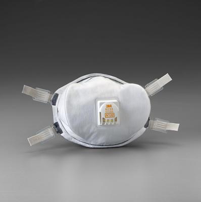 3M 8233 N100, HEPA certificated, have a minimum filter efficiency of 99.97% of particulate mater of less than 0.3 micron. This face mask has an N100 filter. This is the best rated filter by the CDC and WHO and is recommended for ultimate protection.