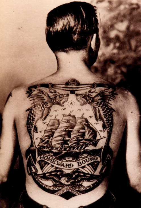 It is amazing to see how far tattooing has come in the years and it will be