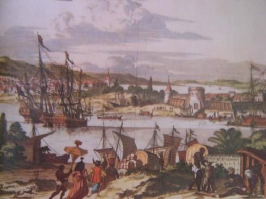St Augustine 1760