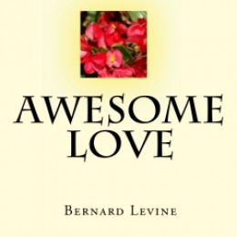 If you have a deep love for Jesus, you will be richly inspired by the beautiful chosen words of Awesome Love written by Bernard Levine