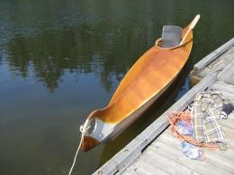 Hooper Bay cargo kayak