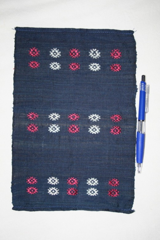 My weaving masterpiece!