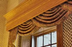 Wood Window Cornices