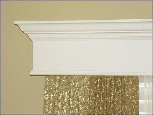 White Wood Cornice : Wooden valance plans pdf woodworking