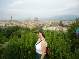 Walking tour of fabulous Florence